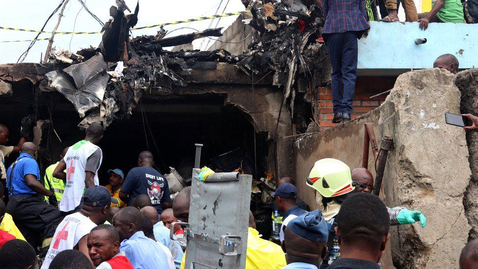 Buruknya Wajah Penerbangan Republik Demokratik Kongo Berdasarkan Beberapa Faktor