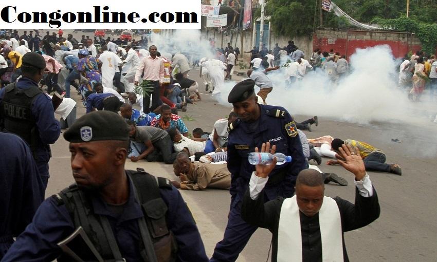 Krisis Politik Di Republik Demokratik Kongo