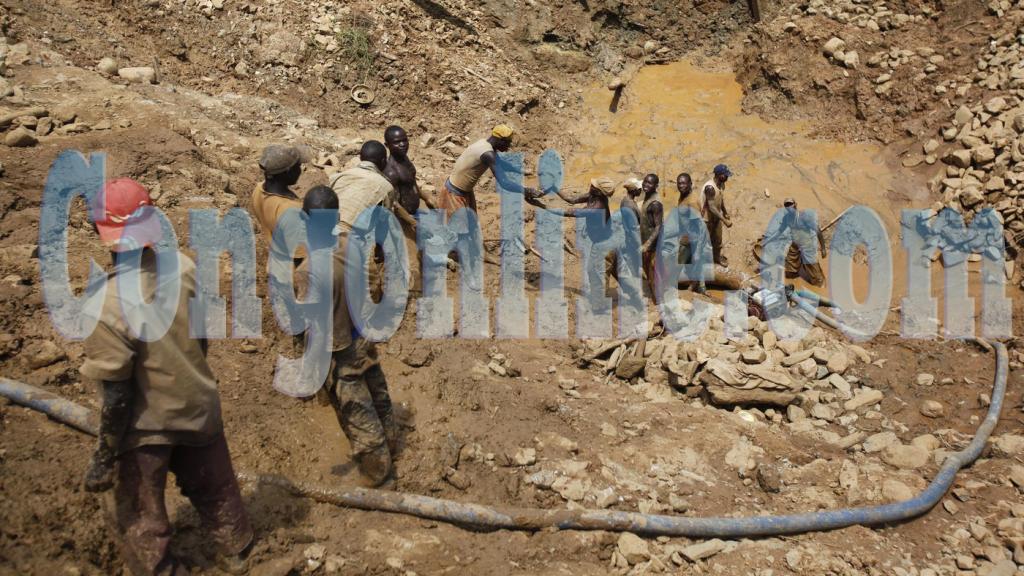 Ekonomi Yang Membentang Di Tambang Kobalt Kongo